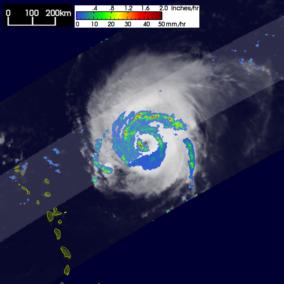 Link to image of hurricane Frances 30 august 2004